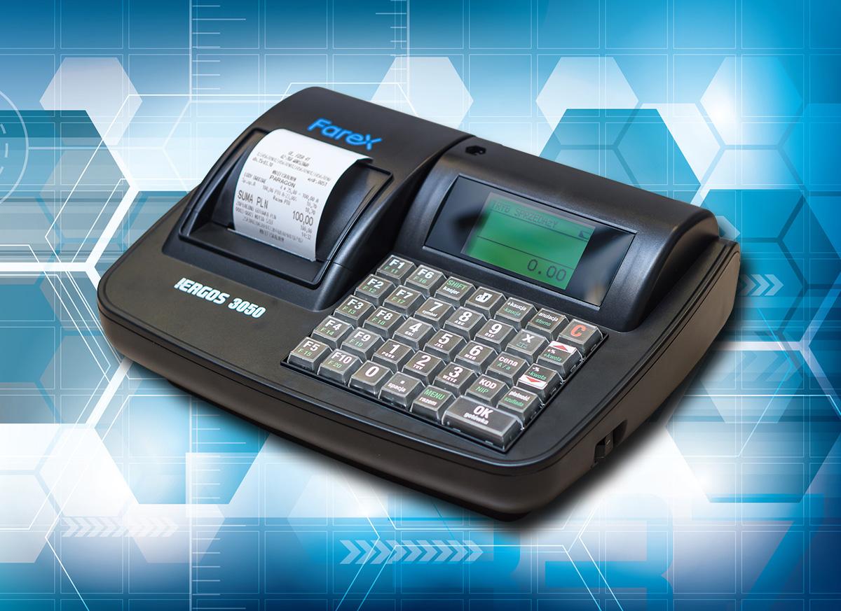 Procedura instalacyjna kasy fiskalnej